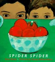 Cover of: Spider Spider