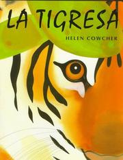 Tigress by Helen Cowcher
