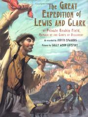 Cover of: The great expedition of Lewis and Clark