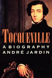 Cover of: Tocqueville