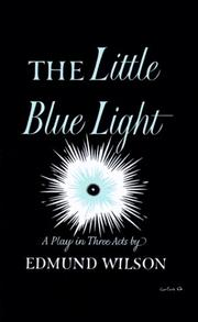 Cover of: The little blue light
