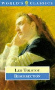 Cover of: Resurrection by Leo Tolstoy