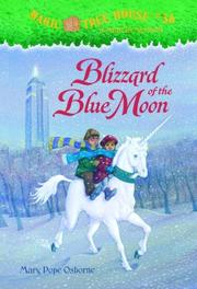 Cover of: Blizzard of the Blue Moon