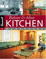 Cover of: Before & After Kitchen Makeovers