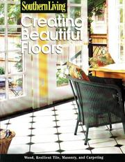 Cover of: Creating Beautiful Floors