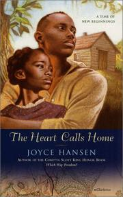 Cover of: The heart calls home