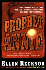 Cover of: Prophet Annie
