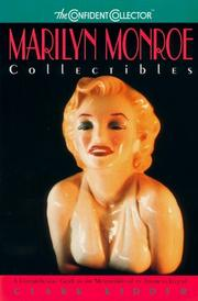 Cover of: Marilyn Monroe collectibles