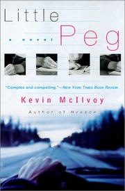 Cover of: Little Peg | Kevin McIlvoy