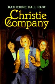 Cover of: Christie & Company | Katherine Hall Page