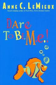 Cover of: Dare to be, M.E.!