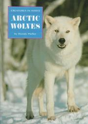 Cover of: Arctic Wolves (Creatures in White)