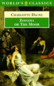 Cover of: Zofloya, or, The Moor