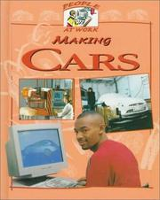 Cover of: People at work making cars | Deborah Fox
