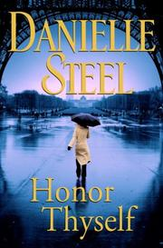 Cover of: Honor Thyself | Danielle Steel