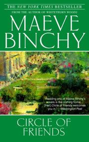 Cover of: Circle of Friends | Maeve Binchy