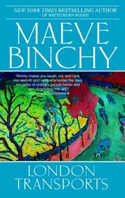 Cover of: London Transports | Maeve Binchy