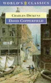 Cover of: David Copperfield | Charles Dickens