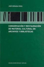 Conservación y restauración de material cultural en archivos y bibliotecas