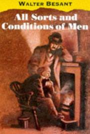 All sorts and conditions of men by Walter Besant