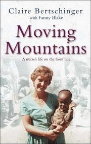 Cover of: Moving Mountains