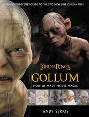 "Cover of: Gollum (""Lord of the Rings"")"