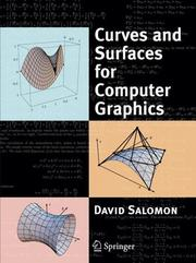 Cover of: Curves and Surfaces for Computer Graphics