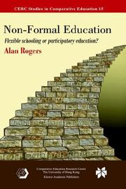 Non-formal education by Rogers, Alan