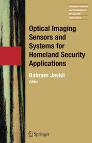 Cover of: Optical Imaging Sensors and Systems for Homeland Security Applications (Advanced Sciences and Technologies for Security Applications)