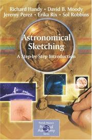 Cover of: Astronomical Sketching | Richard Handy