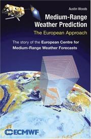 Cover of: Medium-Range Weather Prediction | Austin Woods