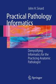Cover of: Practical Pathology Informatics