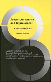 Process Assessment and Improvement