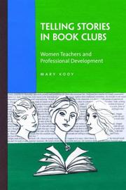 Cover of: Telling Stories in Book Clubs