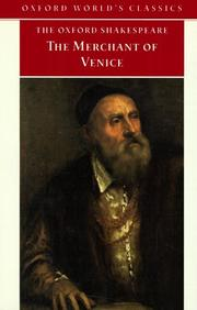 The Merchant of Venice (Oxford Worlds Classics)