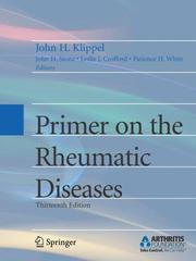 Cover of: Primer on the Rheumatic Diseases |