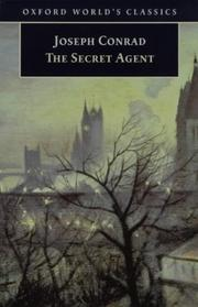 Cover of: The secret agent | Joseph Conrad