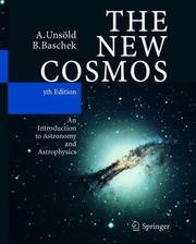 Cover of: The New Cosmos (Heidelberg Science Library) | A. Unsöld