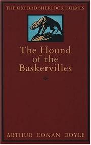 Cover of: The Hound of the Baskervilles | Arthur Conan Doyle