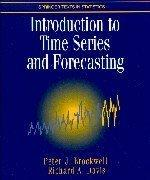 Cover of: Introduction to time series and forecasting