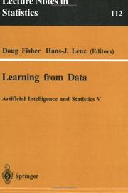 Cover of: Learning from Data |