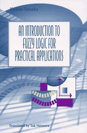 Cover of: An introduction to fuzzy logic for practical applications