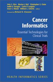 Cover of: Cancer Informatics |