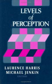 Cover of: Levels of Perception |