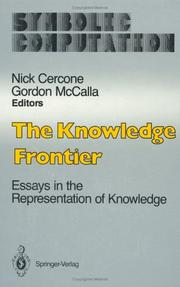 The Knowledge Frontier