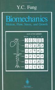 Biomechanics by Y. C. Fung