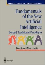 Cover of: Fundamentals of the New Artificial Intelligence