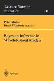 Cover of: Bayesian Inference in Wavelet Based Models |