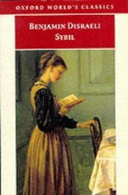 Sybil (Oxford World's Classics)