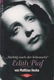 Edith Piaf: